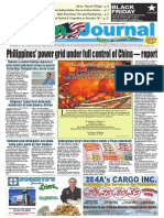 ASIAN JOURNAL November 29, 2019 Edition