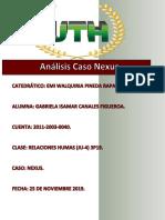 Tarea Individual Analisis-Caso-Nexus CF.