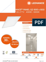 panel led ledvance