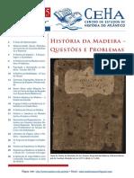 Newsletter 15 - História da Madeira