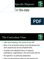 CV and cover letter.ppt