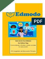 Edmodo monografía