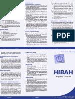 Leaflet Hibah