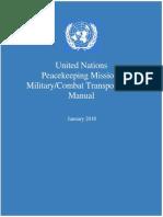 Manualul trupelor ONU