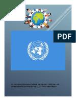 El Sistema Internacional de Protección de Los Derechos Humanos Bambi