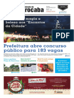 Jornal de sorocaba