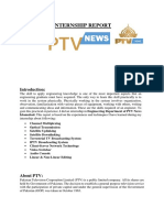 PTV Internship Report.docx