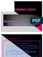 Antilipidemic Drugs