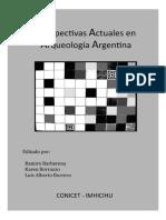 Favier Dubois 2009_Geoarqueología. PropiedadesEspacialesyTemporales Del RA