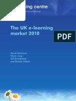 Learning Light - The UK E-learning Market 2010