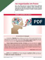 Aula 4 - Língua Portuguesa 1ª Série