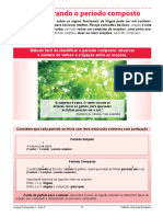 Aula 5 - Língua Portuguesa 1ª Série