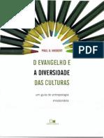 O Evangelho e a Diversidade Das Culturas Um Guia