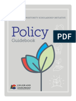 COSI Policy Guidebook 2019