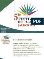 Festival Del Agave 2019