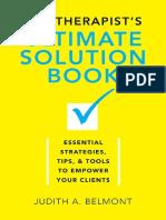 Judith Belmont - The Therapist's Ultimate Solution Book-W. W. Norton.pdf