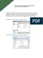 AA9-Ev2-Supervisión a los parámetros de gestión y desempeño de la base de datos.