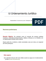 Presentación el ordenamiento jurídico Introducción al Derecho 2019.pptx