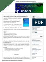 Educapuntes_ Antecedentes de La Investigación (Ejemplos)
