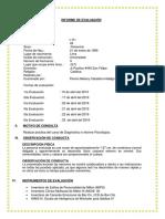 Informe Gloval de Evaluación (1)