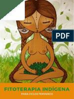 fitoterapia indigena para os ciclos femininos