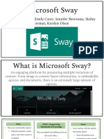 sway introduction