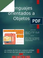 Lenguajes Orientados a Objetos
