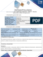 Guía de Actividades y Rúbrica de Evaluación – Tarea 2
