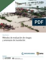 CAPRA - Métodos de Evaluación de Riesgos y Amenazas de Inundación