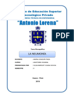 Monografia de La Neumonia Para Imprimir Final