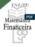 Apostila de Matemática Financeira Sefaz