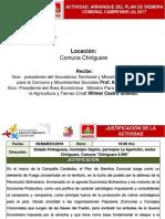 Ficha Actividad Portuguesa Comuna Chiriguare 2018