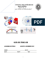 Guia de estudio FISICA III cecyt6