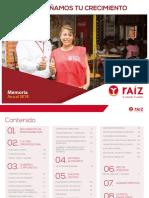MEMORIA CRAC RAÍZ S.A.A.-2018.pdf