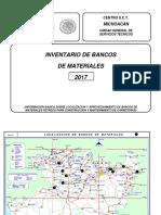 Michoacan Inbm 2017