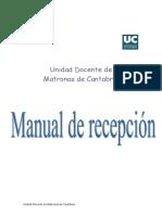 Manual de Recepción 2008