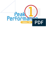 252551384 Peak Performance 1 Prelim PDHPE