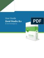 Zend Studio User Guide v8.0