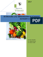 El Derecho a La Alimentación en Uruguay (2017)