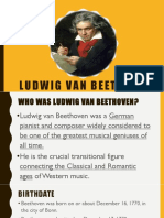 Ludwig Van Beethoven 2