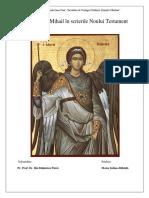 Arhanghelul Mihail În Scrierile Noului Testament