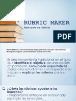 Rubric Maker-1 306