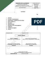 1352-P-Ort-03-V3 Procedimiento Para Expedicion de Concepto de Uso de Suelo