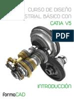 Manual Teórico Básico INTRODUCCIÓN a Catia V5