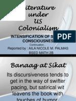 Literature Under US Colonialism