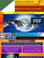 Proyecto Integrador. La Ciencia y La Tecnología/Módulo 21 Remedial