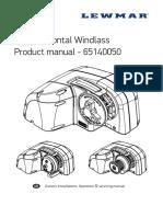 HX1 Horizontal Windlass Iss 2