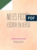No Es Ficción Escrita en Verso - Edición Final 1