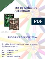 Clase Artículo Científico