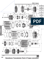 Automatic Transmission Parts Catalog 6r80 2007